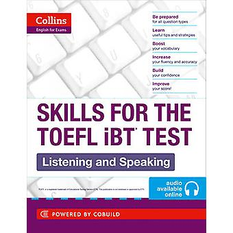 TOEFL Listening and Speaking Skills - TOEFL iBT 100+ (B1+) - 978000746