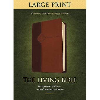 Living Bible-LIV-Large Print (large type edition) - 9781414378589 Book