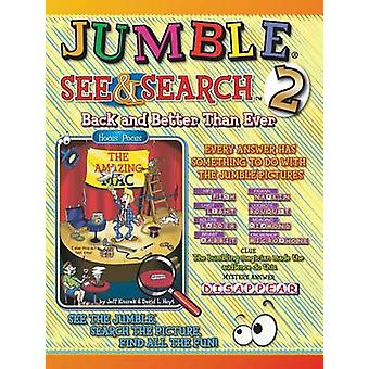 Jumble See & Search 2 by Tribune Media Services - 9781572437340 Book