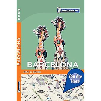 You are Here Barcelona - 2016 - 9782067212978 Book