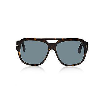 Tom Ford Tom Ford Dark Havana Bachardy occhiali da sole