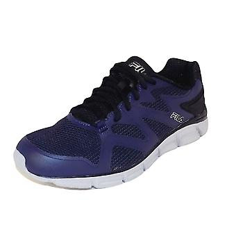Fila Mens Speicher Cryptonic Low Top Lace Up Running Sneaker