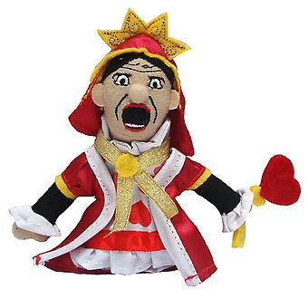 Finger Puppet - UPG - Queen of Hearts Soft Doll Toys Gifts Licensed New 2190