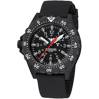KHS Shooter MKII with Silicone Strap Black - KHS. SH2F. Sb
