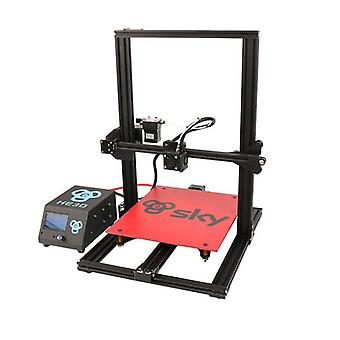 He3d sky full aluminium frame 3d printer 300x300x400mm printing size with titan extruder