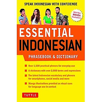 Essential Indonesian Phrasebook and Dictionary: Speak Indonesian with Confidence!
