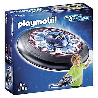 Playmobil Celestial Flying Disk with Alien 6182
