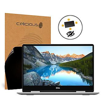 Celicious Privacy Plus 4-Way Anti-Spy Filter Screen Protector Film Compatible with Dell Inspiron 15 7586