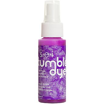 Tumble Dye Craft & Fabric Spray 2Oz Neon Violet Td6 161