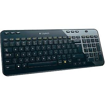 Wireless keyboard Logitech Black