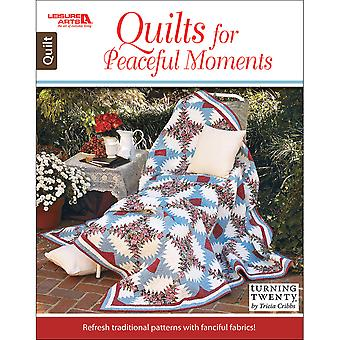 Leisure Arts-Quilts For Peaceful Moments LA-6752