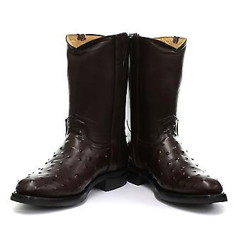 Grinders 5002 Vegas Brown Mens Leather Boots