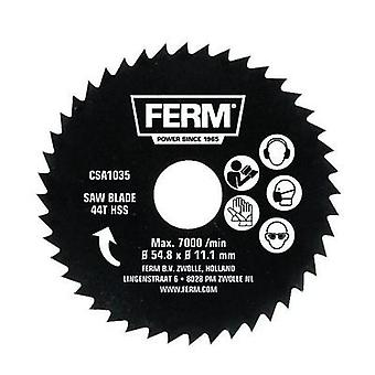 Ferm CSA1035, Diameter: 54.8 mm