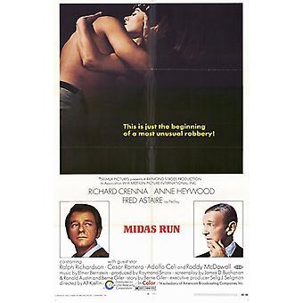 Midas eseguire Movie Poster (11x17)