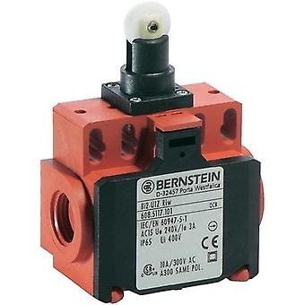 Limit switch 240 Vac 10 A Lever momentary Bernstein AG BI2-SU1Z RIW IP65 1 pc(s)