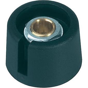 Control knob Black (Ø x H) 50 mm x 16 mm OKW A3050069 1 pc(s)