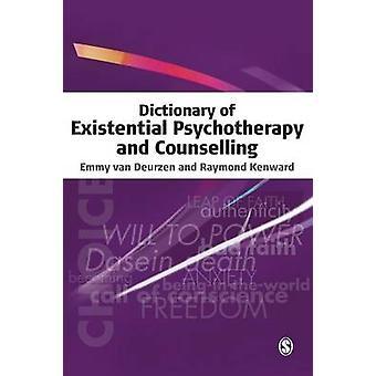 Diccionario de psicoterapia existencial y asesoramiento por van Deurzen y Emmy