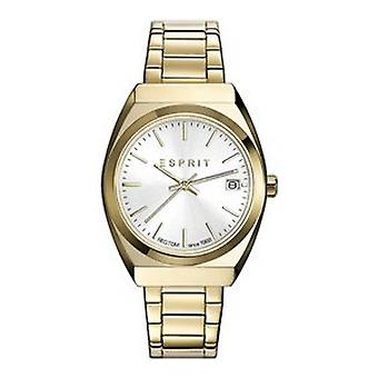 ESPRIT ladies watch bracelet watch Emily stainless steel gold ES108522003