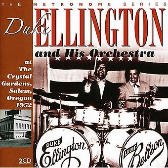 . Duke Ellington & hans orkester - på Crystal haver 1952 [CD] USA importen