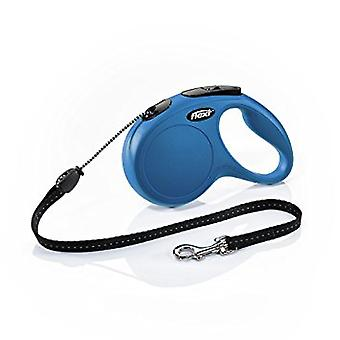 Flexi New Comfort Cord Blue Medium 20kg - 5m