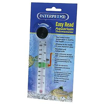 Easy Read Thermometer With Sucker Carded (Pack of 12)