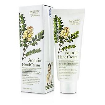 3w Clinic Hand Cream - Acacia - 100ml/3.38oz