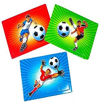 Jigsaw - Football design card Jigsaw