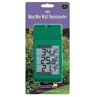 Digital Max/Min Wall Thermometer Gardening