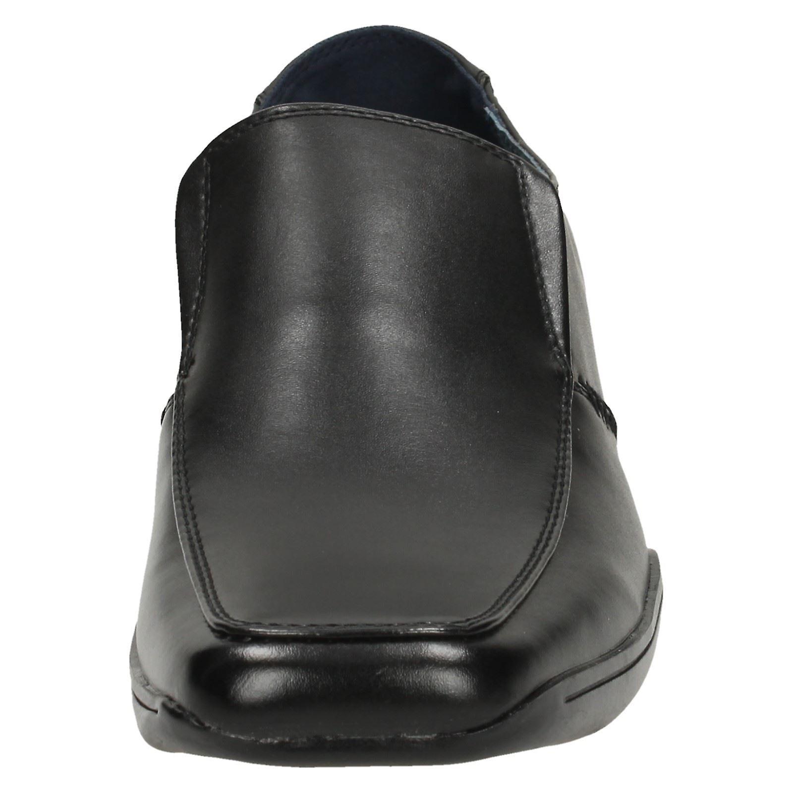 Mens Low Heel Formal Formal Heel Shoes A1043 f7bc81