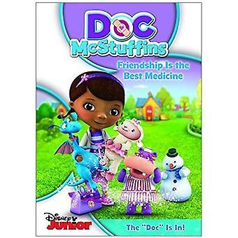 McStuffins doc: L'amicizia è il migliore medicina [DVD] Stati Uniti importare