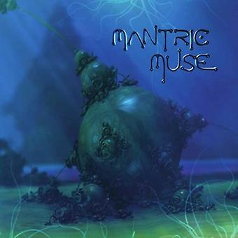 Mantric Muse - Mantric Muse [CD] USA importerer