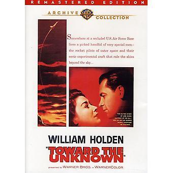 Para a importação de EUA desconhecido (1956) [DVD]