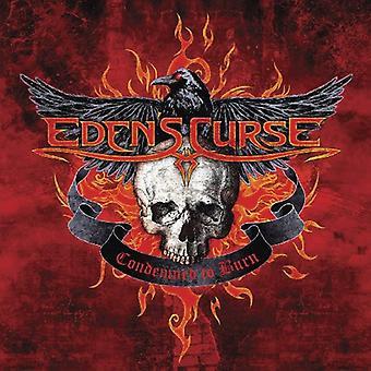 Edens forbandelse - dømt til at brænde/Uk Tour samling [CD] USA import
