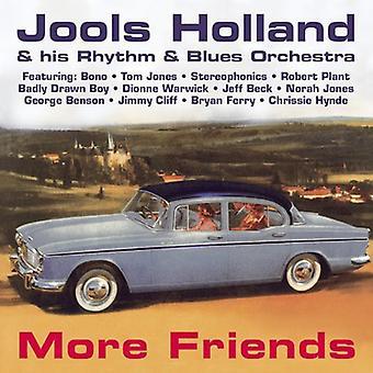 Jools Holland & His Rhythm & Blues Orchestra - fler vänner [CD] USA import