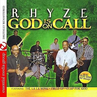 Rhyze - Gud er på opfordring [CD] USA import