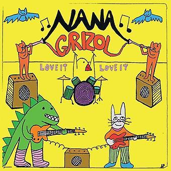 Nana Grizol - kærlighed det kærlighed det [CD] USA importere