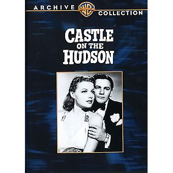 Castle on the Hudson [DVD] USA import