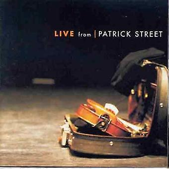 Patrick Street - Live From Patrick Street [CD] USA import