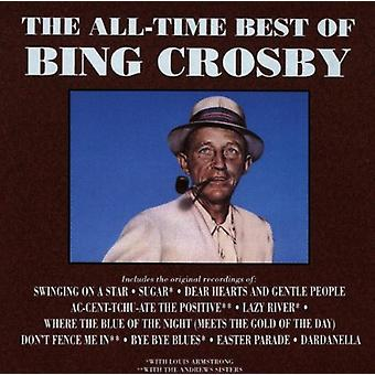 Bing Crosby - All-Time Best of [CD] USA import
