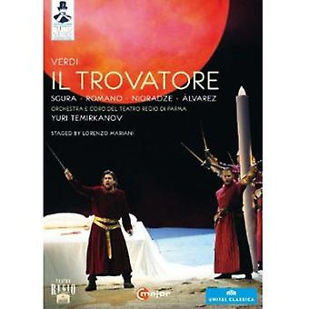G. Verdi - importación de USA de Il Trovatore [DVD]