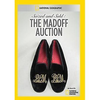 In beslag genomen & verkocht: De Madoff veiling [DVD] VS importeren