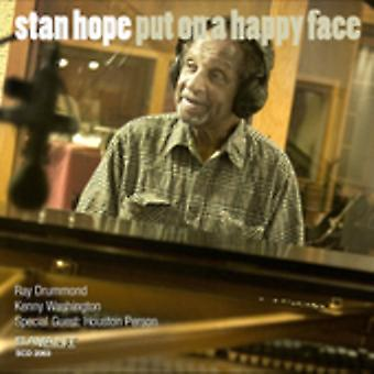 Stan Hope - sat på et glad ansigt [CD] USA import