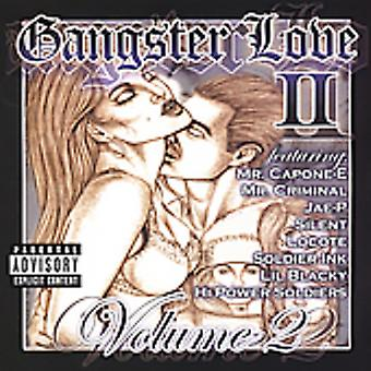 Amor de Gangster - Vol. 2-gángster amor [CD] USA importar