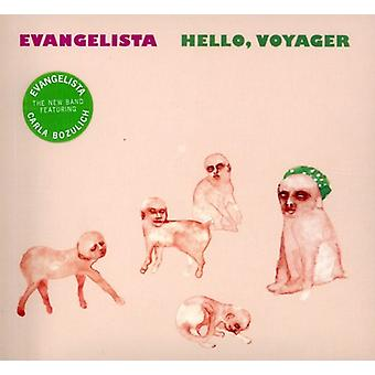 Evangelista - Hello Voyager [CD] USA import