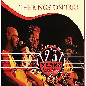 Kingston Trio - 25 år Nonstop [CD] USA import