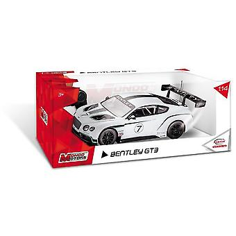 Mondo Radio Control 1:14 scale Gt3 Bentley