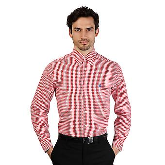 Brooks Brothers Shirts 100047261 Men red