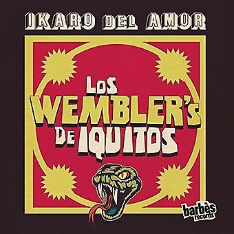 Wembler's De Iquitos - Ikaro Del Amor [Vinyl] USA importerer