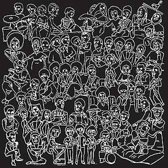 Romare - kærlighed sange Pt. 2 [CD] USA importerer