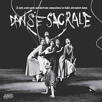 Danse Sacrale - Danse Sacrale [CD] USA import